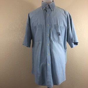 5/$25 Chaps Ralph Lauren Button Down Shirt